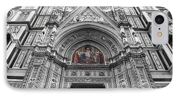 Duomo Florence 3c IPhone Case by Andrew Fare