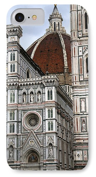 Duomo Florence 4 IPhone Case by Andrew Fare