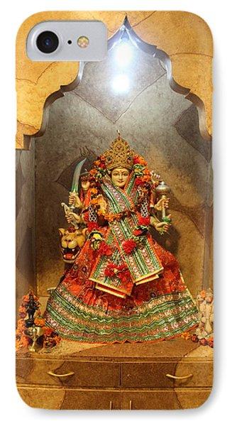 Durga, Ane Publishing, Delhi IPhone Case