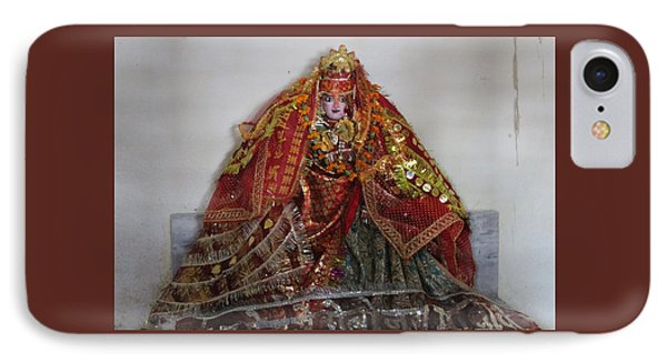 Durga Devi, Near Kainchi IPhone Case