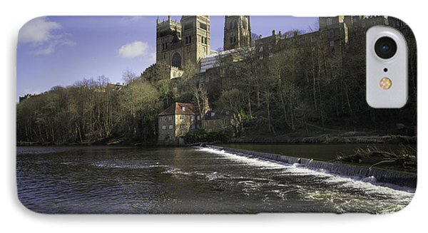 Durham Cathedral IPhone Case by Nichola Denny