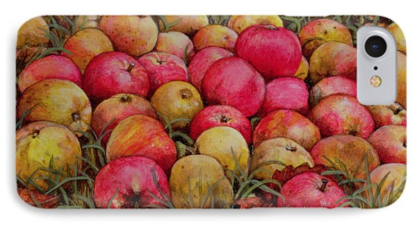 Durnitzhofer Apples IPhone 7 Case by Ditz
