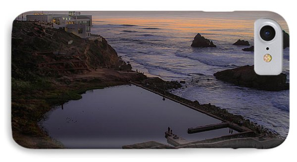 Dusk At Sutro Baths IPhone Case