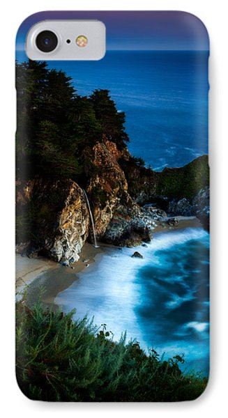 Dusk In The Cove IPhone Case by Dan Holmes