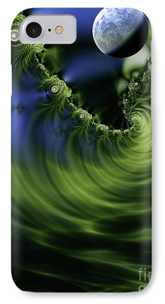 Dusk On Julia Sea IPhone Case by Mindy Sommers