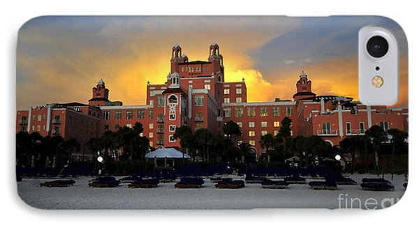 Dusk Over Don Phone Case by David Lee Thompson