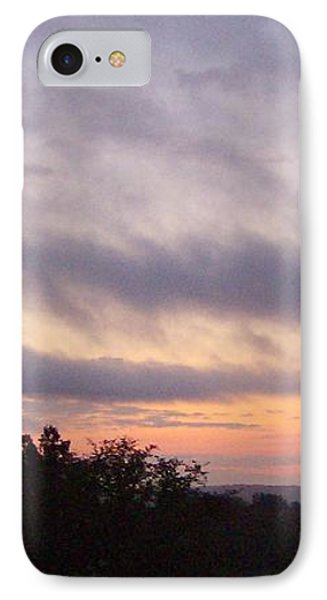 IPhone Case featuring the photograph Dusk by Skyler Tipton