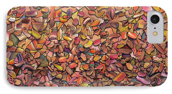 Duststorm IPhone Case by James W Johnson