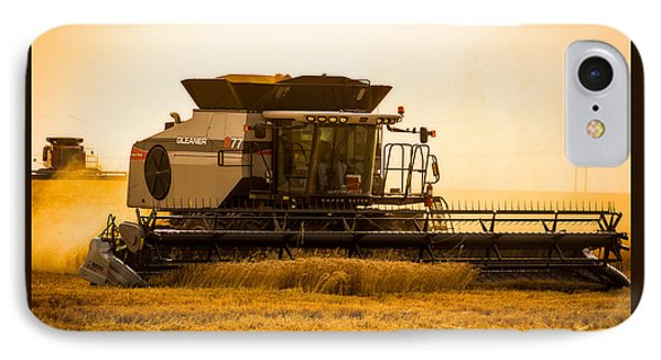 Dusty Harvest IPhone Case by Jay Stockhaus