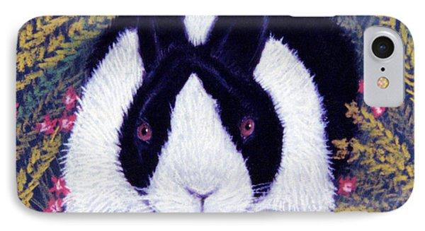 Dutch Bunny IPhone Case
