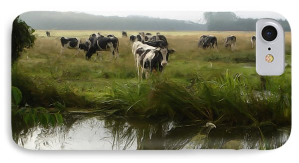 Dutch Cows IPhone Case