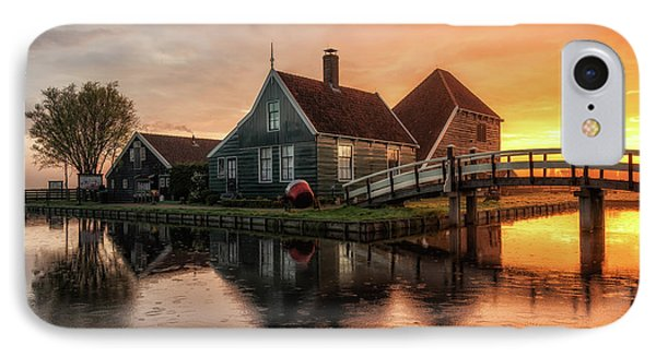 Dutch Morning Glory IPhone Case by Reinier Snijders
