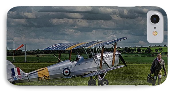 Duxford IPhone Case by Martin Newman