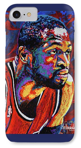 Dwyane Wade 3 IPhone 7 Case