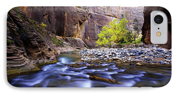 Dynamic Zion IPhone Case by Chad Dutson