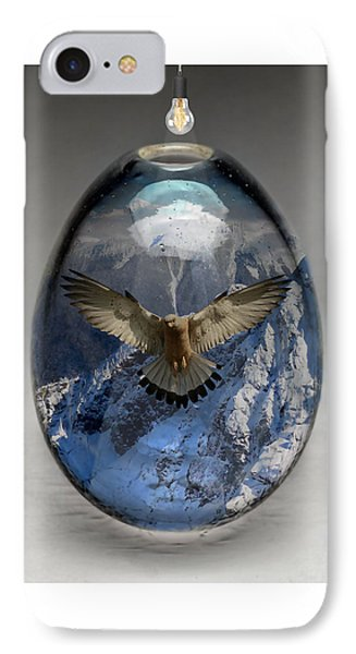 Eagle Art IPhone Case by Marvin Blaine