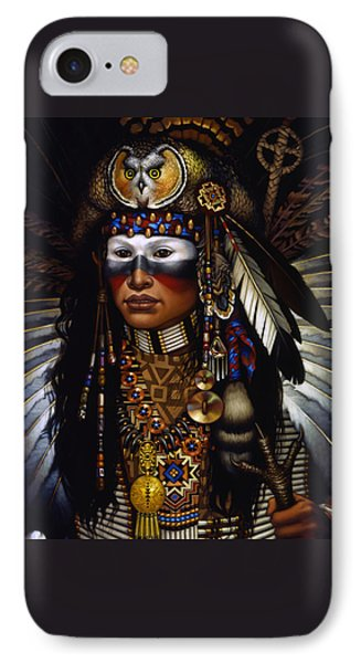 Eagle Claw IPhone Case by Jane Whiting Chrzanoska