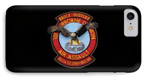 Eagle Dustoff Phone Case by Bill Richards