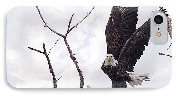 Eagle Phone Case by Everet Regal