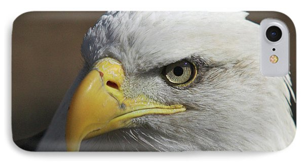 IPhone Case featuring the photograph Eagle Eye by Steve Stuller