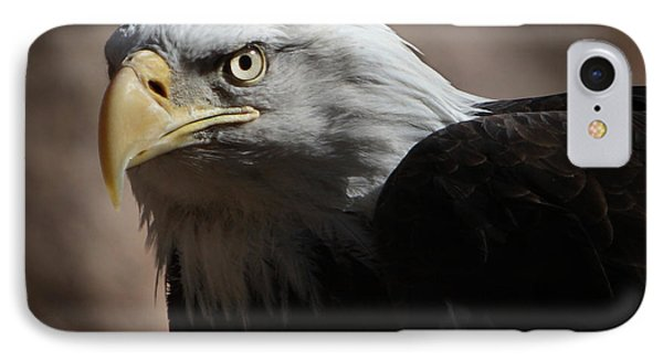IPhone Case featuring the photograph Eagle Eyed by Marie Leslie
