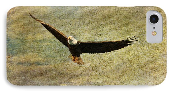 Eagle Medicine IPhone Case by Deborah Benoit