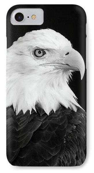 Eagle Portrait Special  IPhone Case