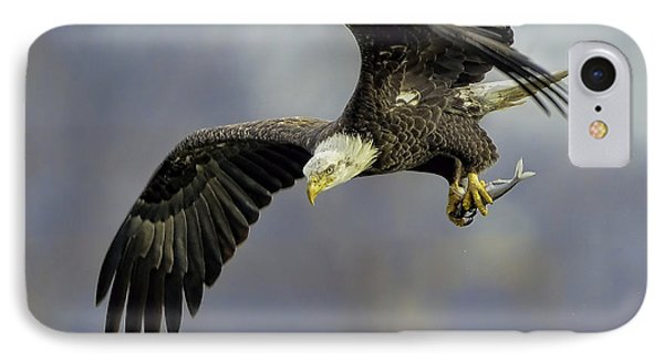 Eagle Power Dive IPhone Case
