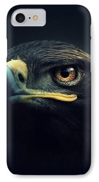 Eagle IPhone 7 Case by Zoltan Toth