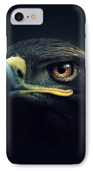 Eagle IPhone Case by Zoltan Toth