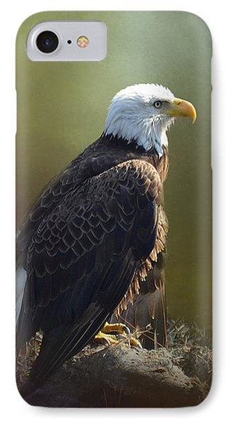 Eagles Rest Ministries IPhone Case by Carla Parris