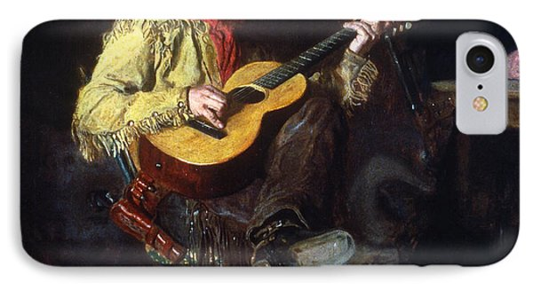 Eakins: Home Ranch, 1892 Phone Case by Granger