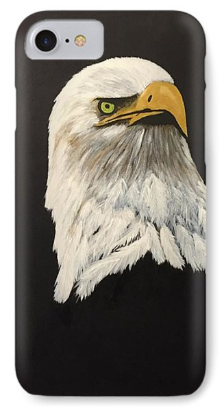 Eagle Earl's Power IPhone Case