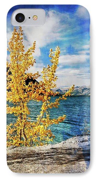 Early Fall IPhone Case by Marty Koch