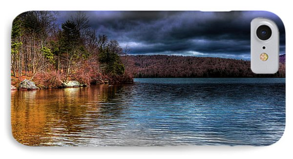 IPhone 7 Case featuring the photograph Early May On Limekiln Lake by David Patterson