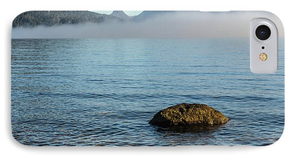 IPhone 7 Case featuring the photograph Early Morning At Lake St Clair by Werner Padarin