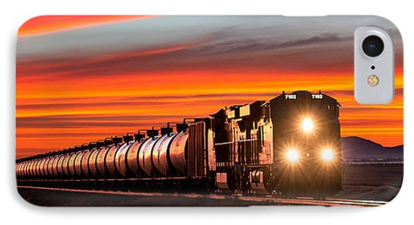 Early Morning Haul IPhone 7 Case by Todd Klassy