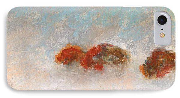 Early Morning Herd IPhone Case by Frances Marino