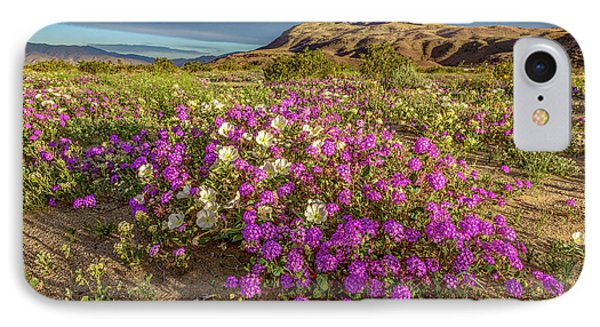 Early Morning Light Super Bloom IPhone Case by Peter Tellone