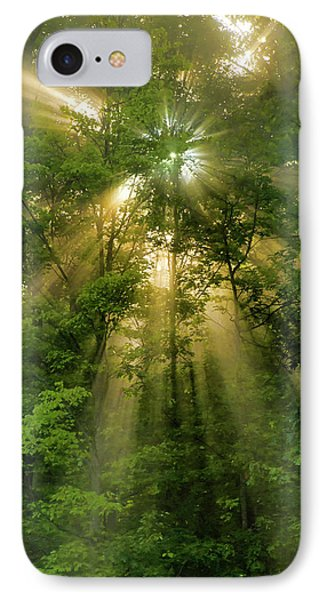 Early Morning Peace Phone Case by Christina Rollo