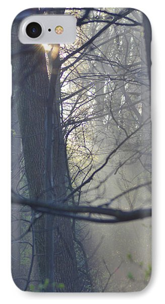 Early Morning Rays Phone Case by Bill Cannon