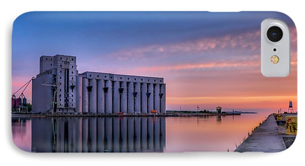 Early Morning Sentinels II IPhone Case by Irwin Seidman