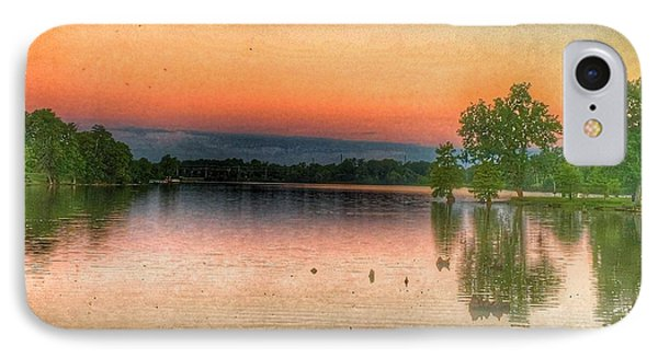 Early Morning Sky IPhone Case by Sumoflam Photography
