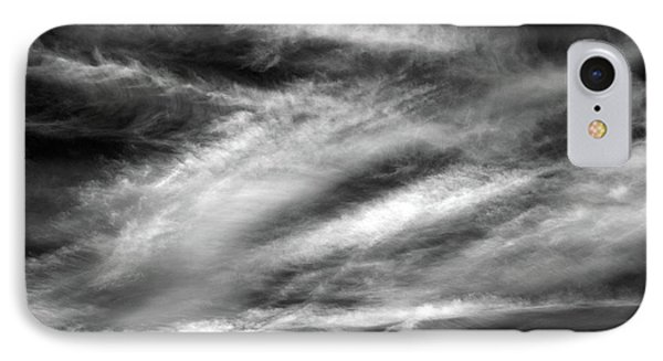 IPhone Case featuring the photograph Early Morning Sky. by Terence Davis