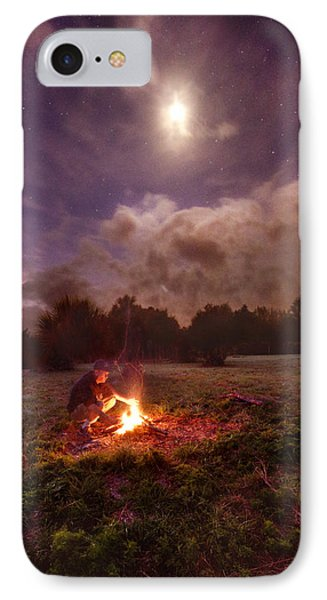 Early Morning Solitude IPhone Case