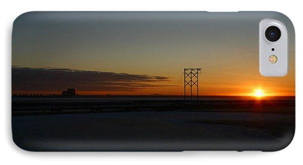 Early Morning Sunrise Phone Case by Anthony Jones