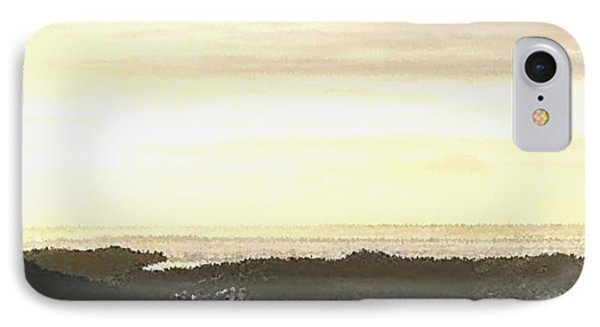 Early Sea Evening Phone Case by Dr Loifer Vladimir