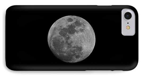 Early Spring Moon 2017 IPhone Case by Jason Coward