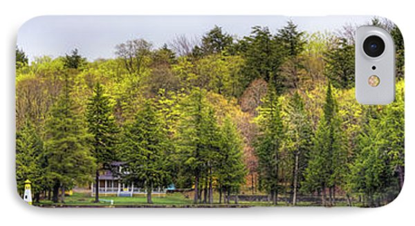 Early Spring Panorama IPhone 7 Case by David Patterson
