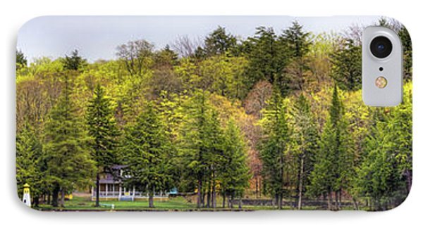 Early Spring Panorama IPhone Case by David Patterson